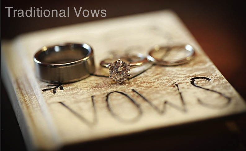 How to write your Vows