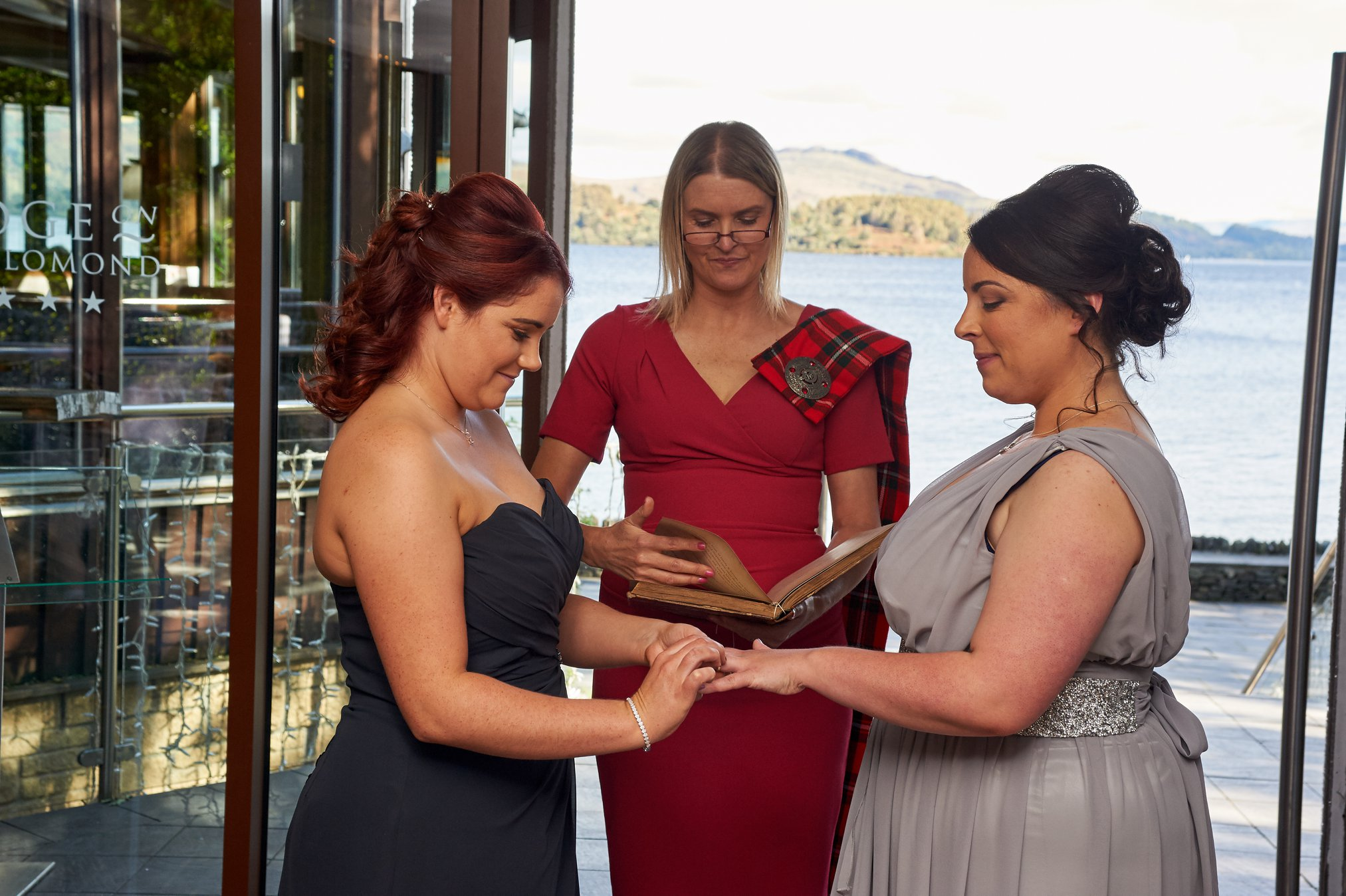 LGBT Wedding Celebrant Scotland