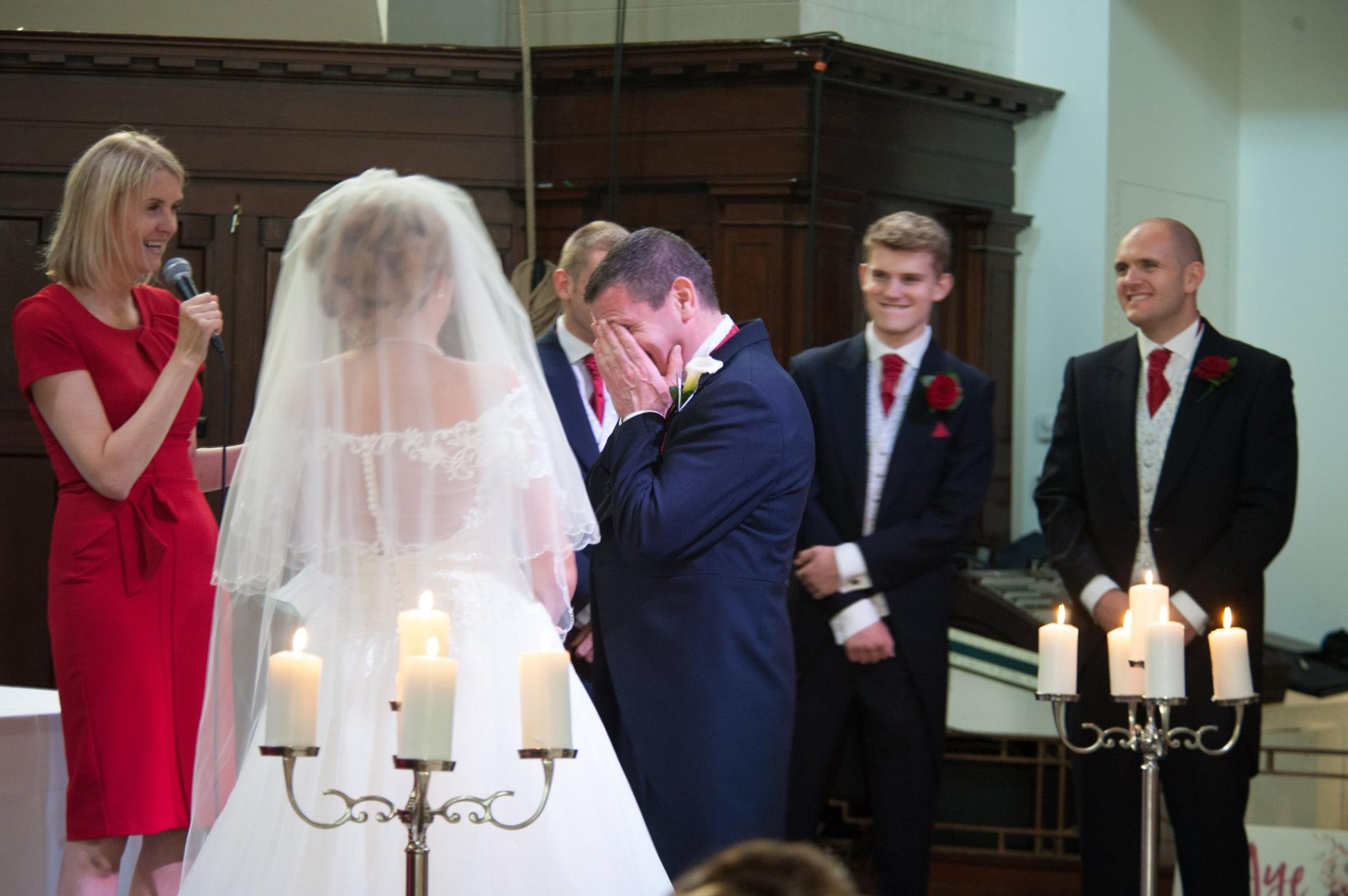 Looking for a Wedding Celebrant Scotland