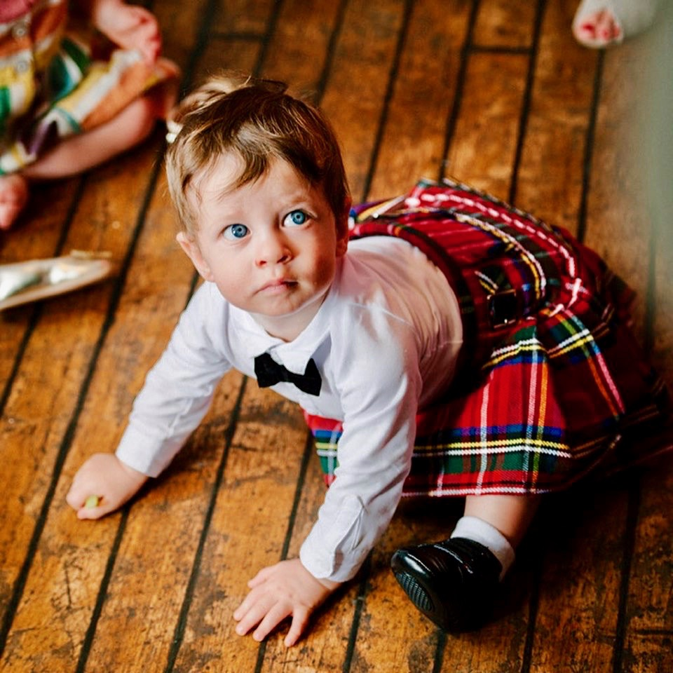 Baby Blessing Scotland